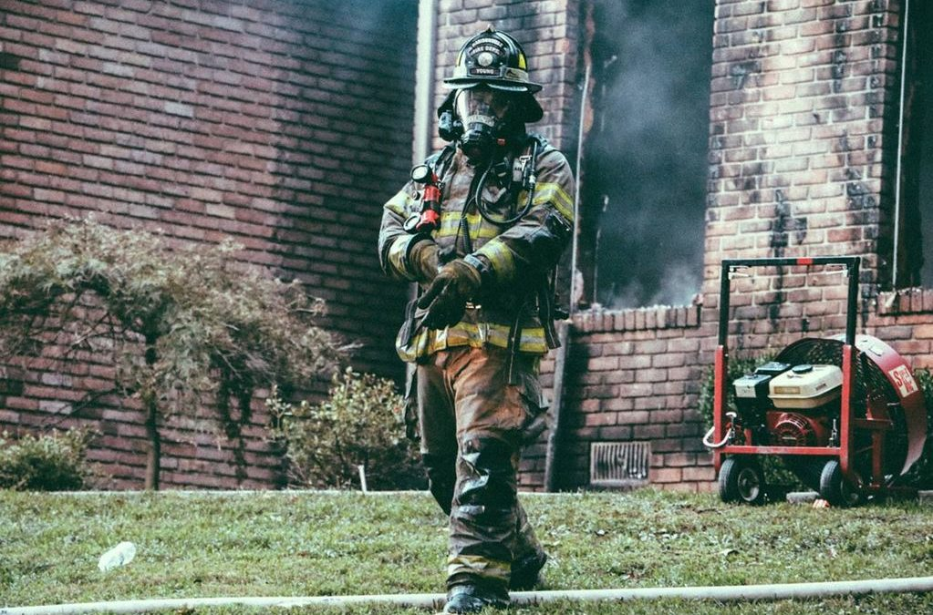 A Daily Dose of Fire Fighting