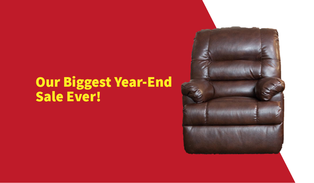 Our Biggest Year-End Sale EVER Is Happening Now!
