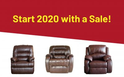 Start 2020 Off Right with Our Year-End Sale